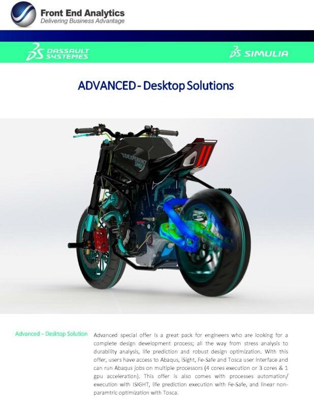 Feasol Advanced Desktop Solutions