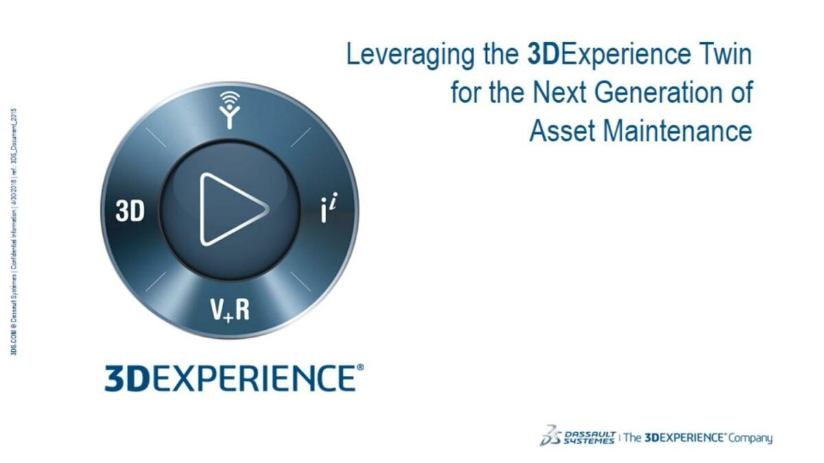 Leveraging the 3DExperience Twin for the Next
