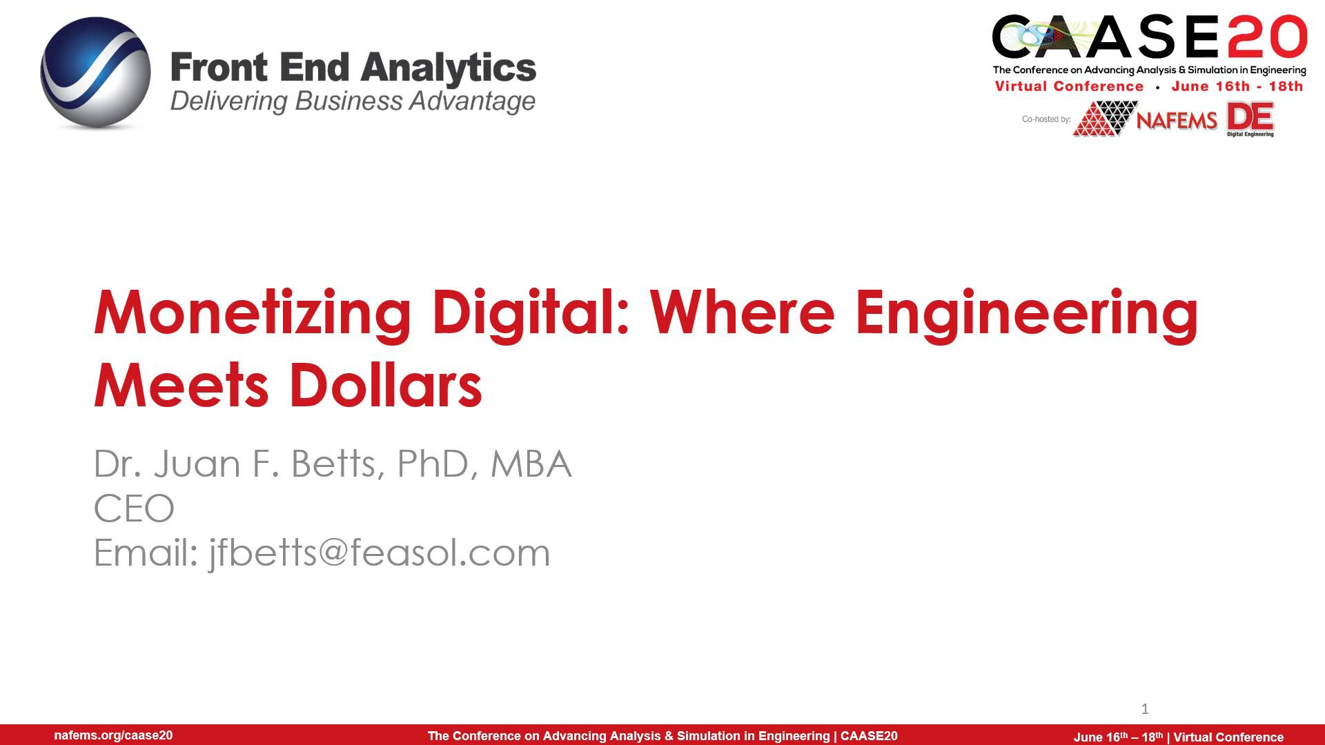 Monetizing Digital Where Engineering Meets Dollars thumb
