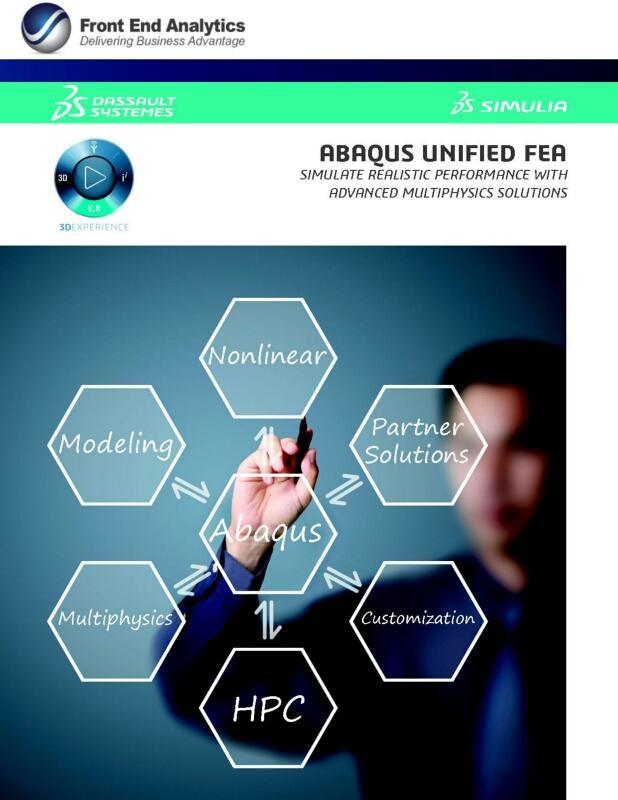 Simulia Abaqus Brochure