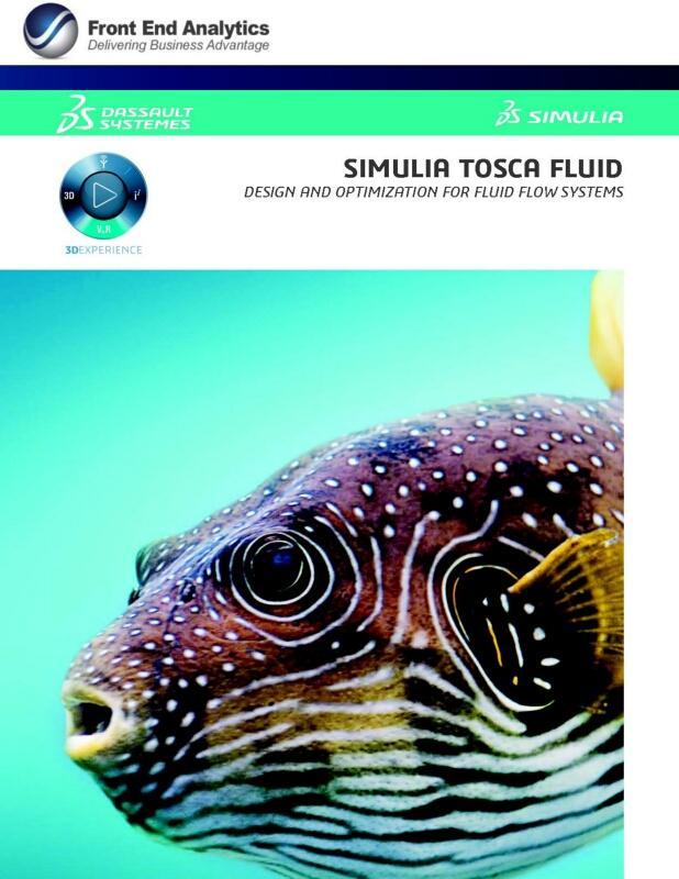 Simulia Tosca Fluid Brochure