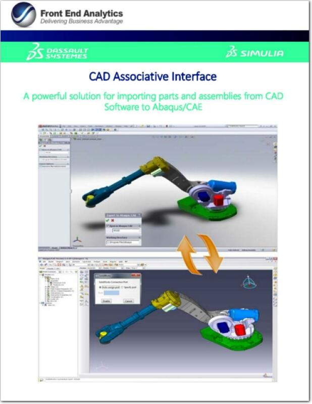 CAD Associative Interface Brochure