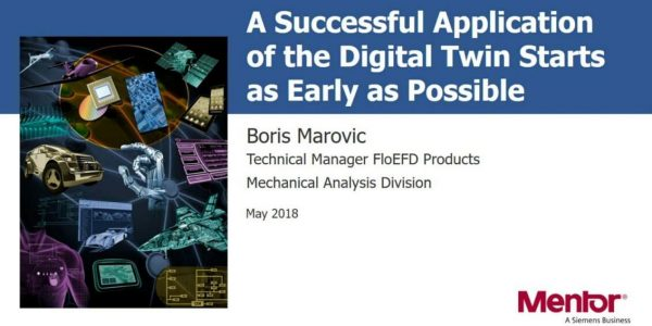 Successful Application of the Digital Twin