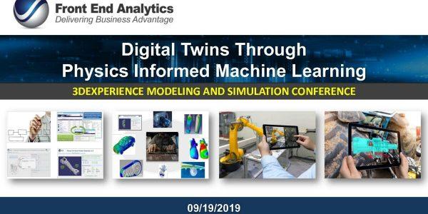 Digital Twins Through Physics Informed Machine Learning