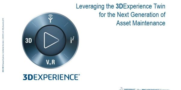 Leveraging the 3DExperience Twin