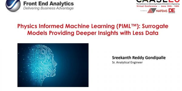 Physics Informed Machine Learning (PIML™) Comparison with Data-Driven Approaches