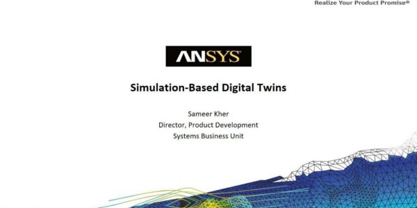 Simulation Based Digital Twins