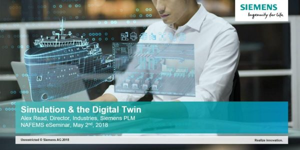 Simulation & The Digital Twin